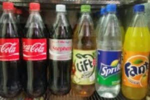 Coca-Cola light 1,0 Liter