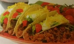 Tacos de Carne Malida