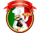 Menü 6 Party Pizza nach wunsch+2 Gemischte Salate + 1 Fl. Cola1L