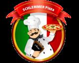 Menü 3 kleine Pizza 26cm nach Wunsch+1 Beilagensalat und Fl .Cola 1L